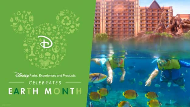 Earth Month - Aulani