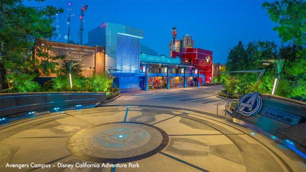 Avengers Campus - Disney California Adventure park