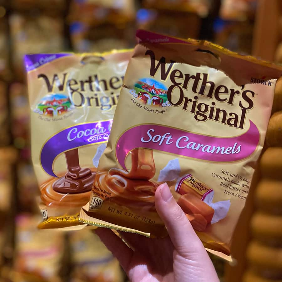Werther's Original Caramels from Karamell-Küche at EPCOT