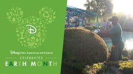 Disney Parks, Experiences and Products Celebrates Earth Month: Disneyland Paris