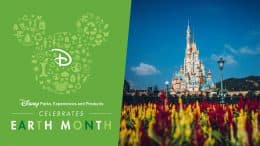 Disney Parks, Experiences and Products Celebrates Earth Month - Hong Kong Disneyland