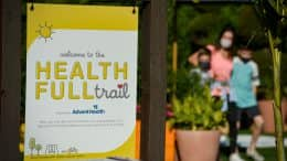 Health Full Trail presented by AdventHealth at Taste of EPCOT International Flower & Garden Festival