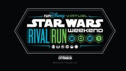 runDisney Virtual 2021 Star Wars Rival Run Weekend graphic