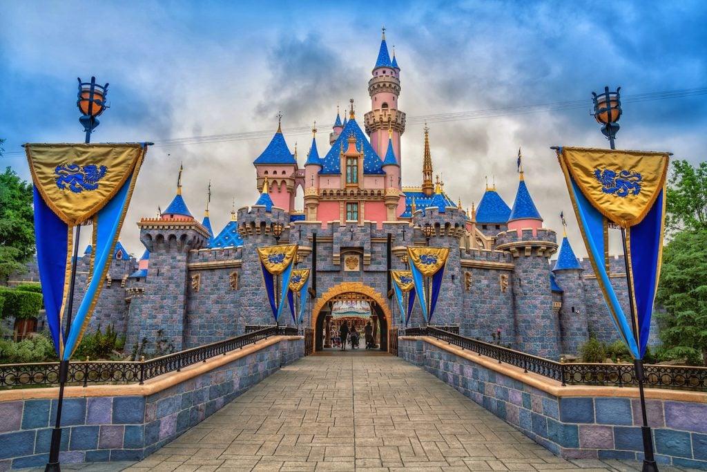 Disneyland Park at Disneyland Resort