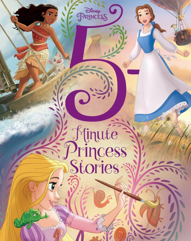 """5 Minute Princess Stories"""