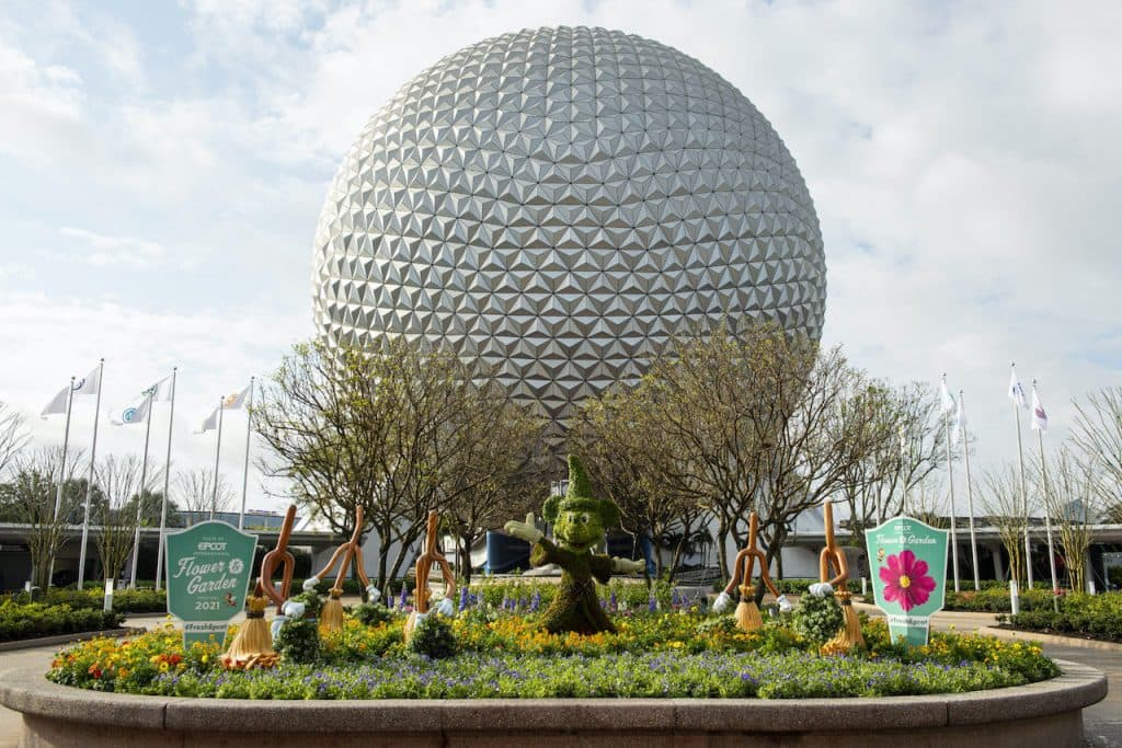 Taste of EPCOT International Flower & Garden Festival