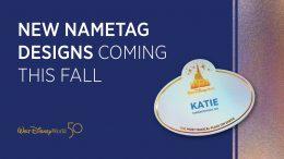 New 'EARidescence' Name Tag Design for Walt Disney World Resort Cast Members