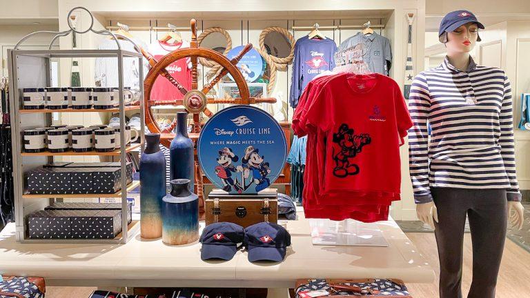 Disney Cruise Line ganha Pop-up no Disney's Yacht Club Resort