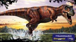 National Geographic Kids DinoMAYnia Celebration graphic