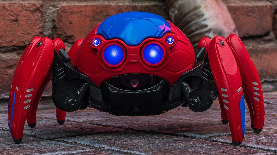 Spider-Bots Arrive at Disneyland Resort in Time for the Holidays
