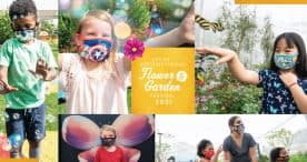 #DisneyKids Taste of EPCOT Flower & Garden graphic