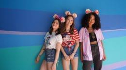 The cast of 'The Bold Type' at Walt Disney World Resort
