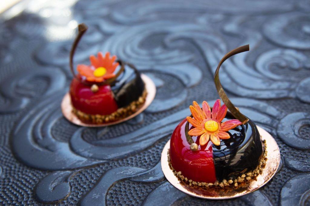 Mulan Petit Cake from Amorette's Patisseri