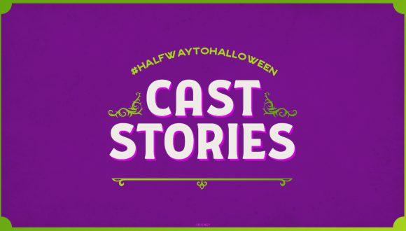 Graphic for #HalfwaytoHalloween: Disney Cast Members Share Frightfully Fun Tales of Halloween Magic