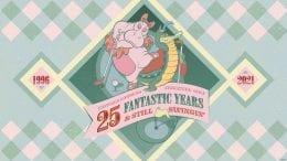 25th Anniversary of Fantasia Gardens Mini Golf at Walt Disney World Resort