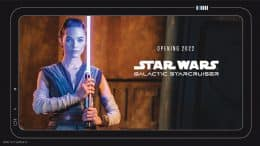 New, Realistic Lightsaber to Appear as Part of Star Wars: Galactic Starcruiser Experience graphic