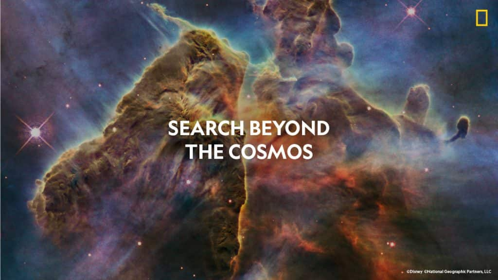 Search Beyond the Cosmos