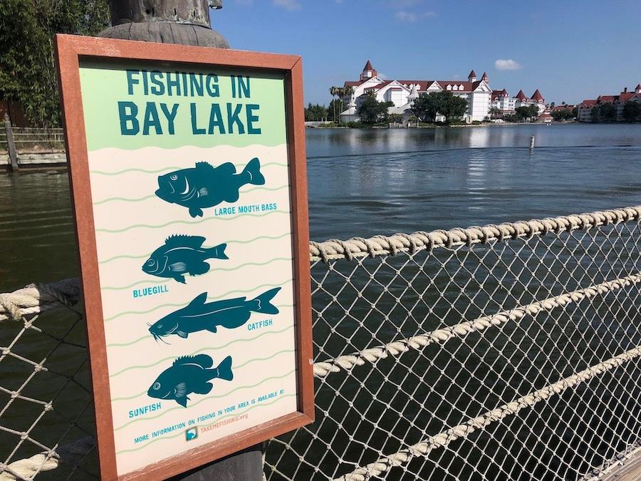 Bay Lake at Walt Disney World Resort