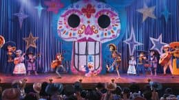 New scene from Disney and Pixar's 'Coco' coming to Mickey's PhilharMagic