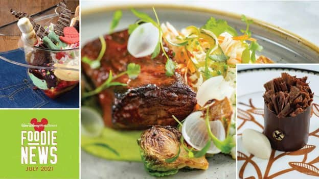 Collage - Foodie News