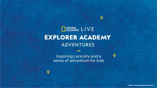 Explorer Academy - National Geographic