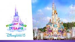 "Disney ""Follow Your Dreams"" - Hong Kong Disneyland 15"