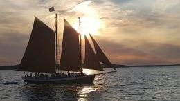 Adventures by Disney New England Vacation: Bar Harbor Schooner Cruise