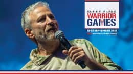 Department of Defense Warrior Games: 12-22 September, 2021 at ESPN Wide World of Sports Complex, hosted by Jon Stewart