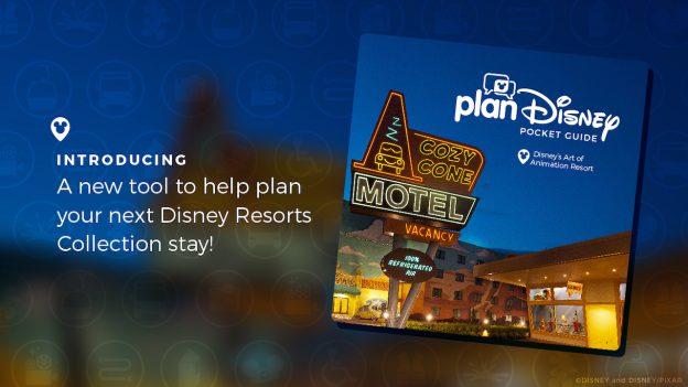 planDisney Pocket Guides for Disney's Art of Animation Resort