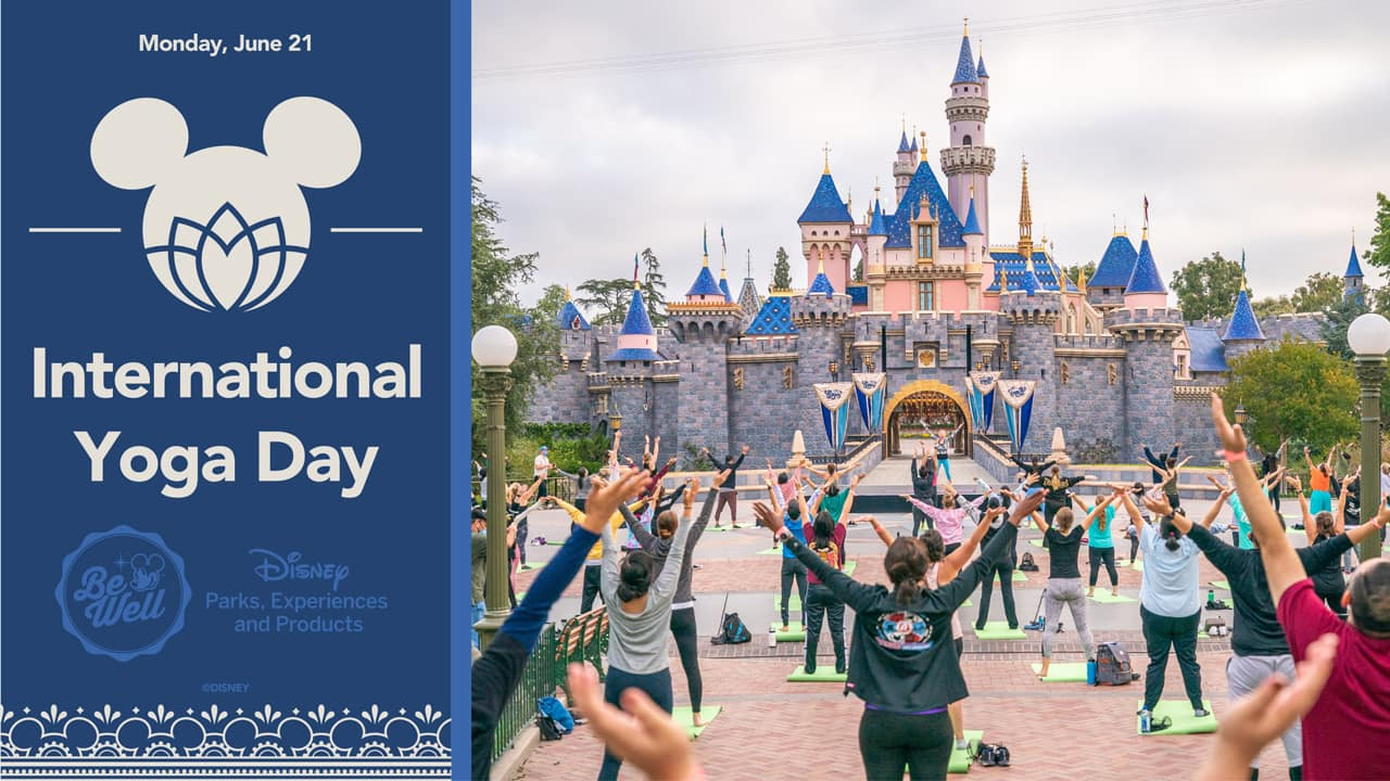 International Yoga Day was June 21