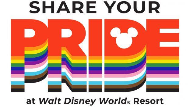 Share Your Pride at Walt Disney World Resort This June