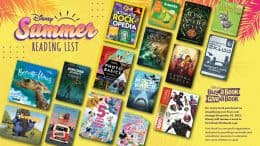 Disney Publishing Worldwide Announces 2021 Summer Reading