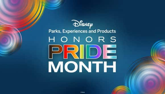 Disney Parks, Experiences and Products Honors Pride Month