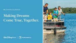 Celebrating Collaboration: Making Dreams Come True, Together with Walt Disney World and Take Me Fishing