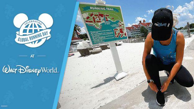 Walt Disney World Resort Running Trails graphic