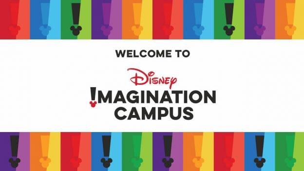 Graphic for Disney Imagination Campus