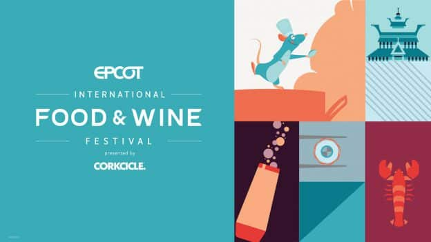 Graphic for EPCOT International Food & Wine Festival