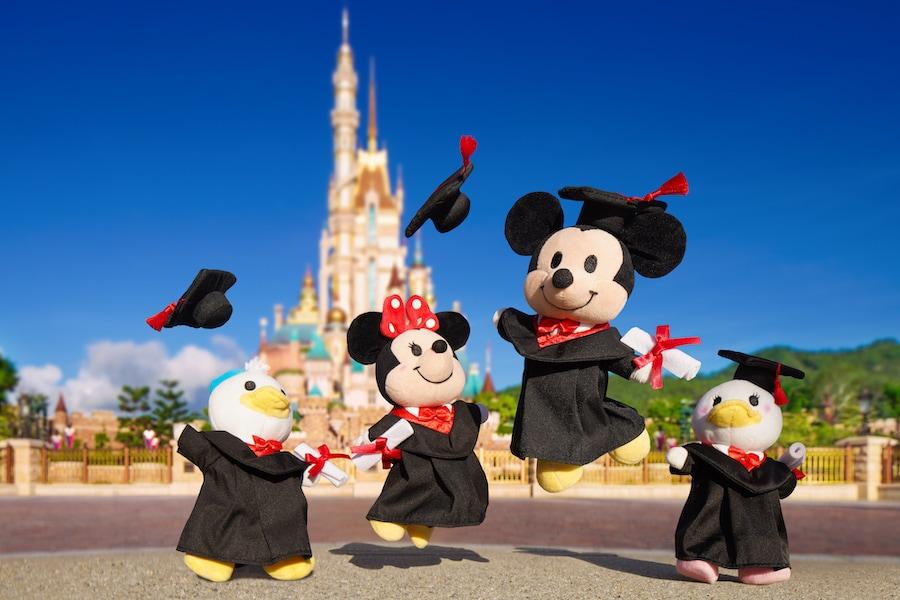 New Disney nuiMOs Graduation Series