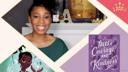 Anika Noni Rose Reads from 'Tales of Courage and Kindness'