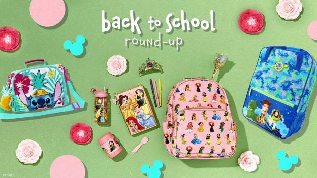Back to School Round Up - shopDisney