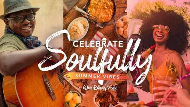 Celebrate Soulfully Summer Vibes at Walt Disney World Resort