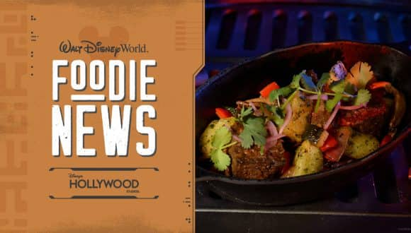 Walt Disney World Foodie News - DIsney's Hollywood Studios