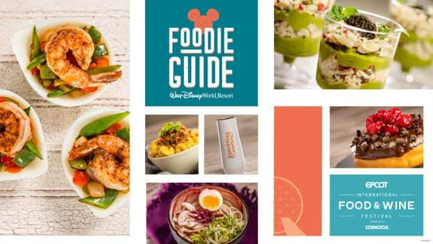 Foodie Guide to 2021EPCOT International Food & Wine FestivalPresented by CORKCICLE