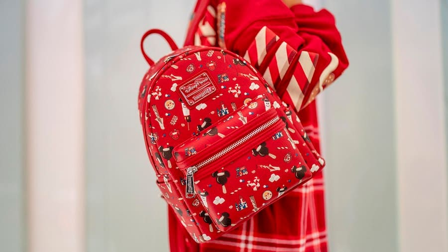 Holiday Mini Backpack by Loungefly