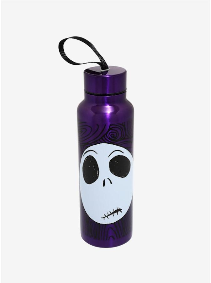 The Nightmare Before Christmas Jack Steel Water Bottle