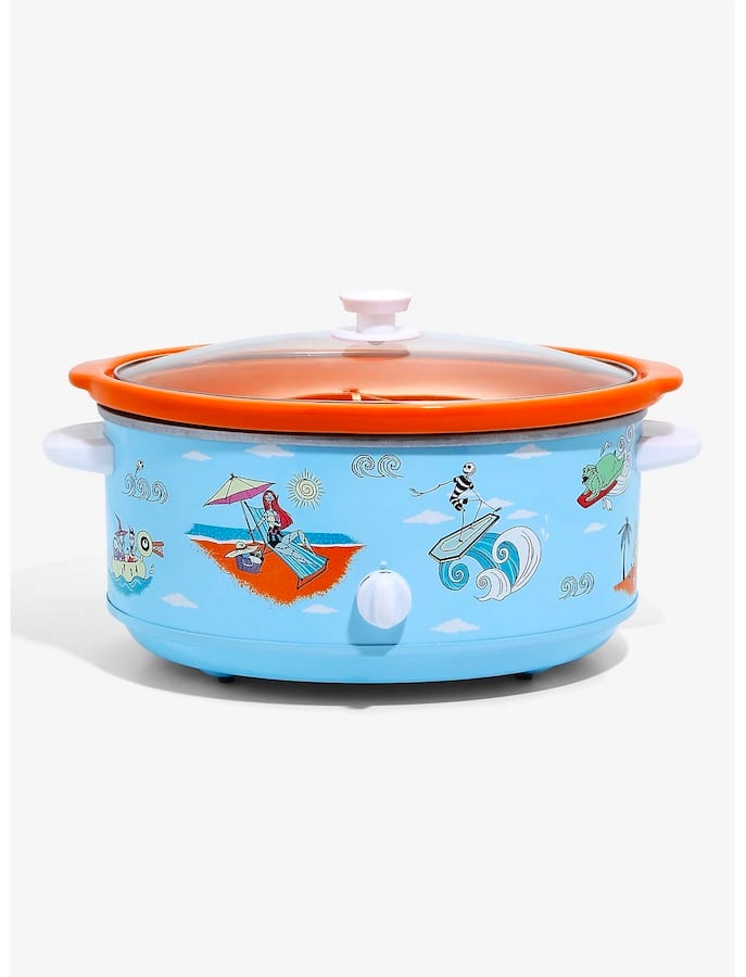 """""""The Nightmare Before Christmas"""" Beach 7-Quart Slow Cooker"""