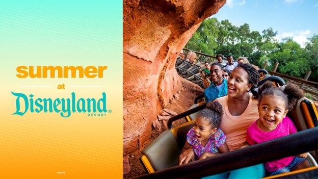 Summer at Disneyland Resort