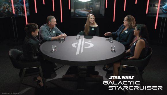 Disney Imagineers talk Star Wars: Galactic Starcruiser
