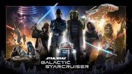 Star Wars: Galactic Starcruiser poster
