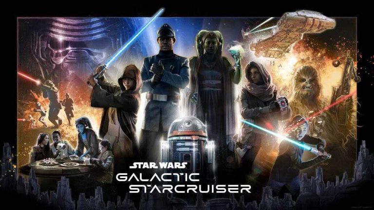 Disney revela primeiro cartaz do hotel de Star Wars